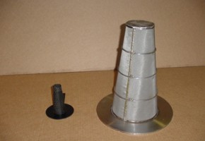 Carbon Steel and Stainless Steel Strainers